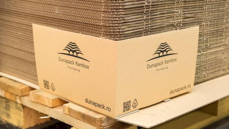 Австрийската компания Dunapack Packaging започна изграждането на нова фабрика за