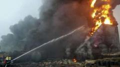 12 арестувани за пожара, убил 38 души в старчески дом в Китай