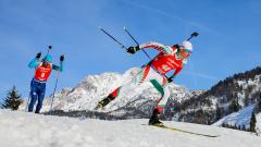 Красимир Анев спечели сребърен медал на Европейското първенство по биатлон