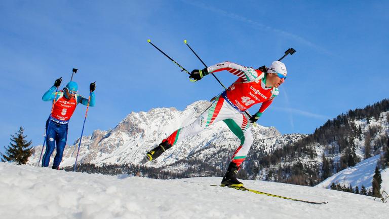 Красимир Анев отново в Топ 10 на световния биатлон
