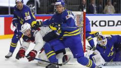Словакия победи Австрия на Световното по хокей на лед