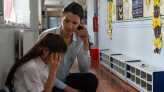 Агресията на децата - проблем на възрастните