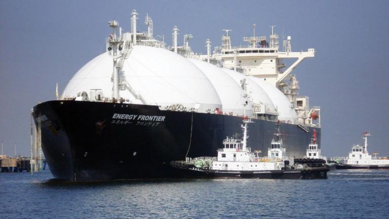 Русия изпреварва САЩ по износ на втечнен природен газ в Европа и Азия