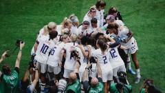 САЩ отново е номер едно на планетата в женския футбол