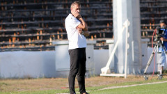 Акрапович: Радва ме, че играем добър футбол и създаваме шансове