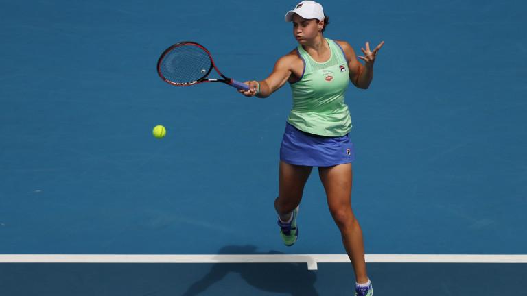 Две от фаворитките за спечелване на дамския Australian Open 2020