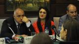 Борисов категорично против задължителното гласуване