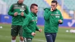 Николай Димитров: Няма да имаме проблем с напрежението, достатъчно опитни играчи сме