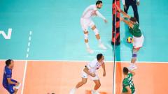 Впечатляваща Франция нанесе първа загуба на България на Евроволей 2019