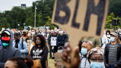 Хиляди на протест срещу расизма в Амстердам