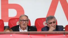 Димитър Пенев: Любо да вземе Купата и да продължи успеха на родата, ЦСКА беше супер