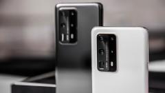 Huawei показа новите P40 с 5G и подобрени камери