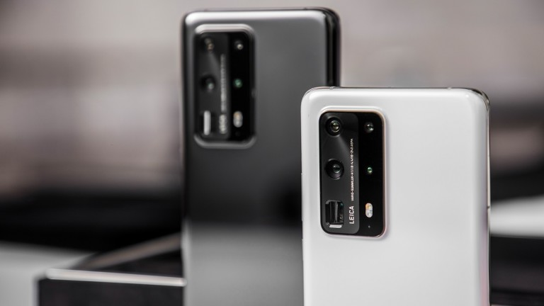 Huawei показа новите си модели от серията P40 с върхови