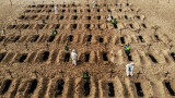 Бразилия надхвърли 50 000 жертви на COVID-19