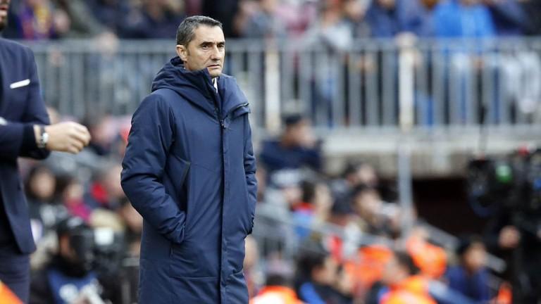 Валверде: Севиля разполага с много добри футболисти