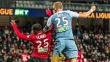 Гингам е финалист за Купата на Лигата, още едно разочарование за Монако