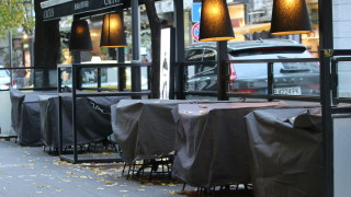 Собственици на заведения се опасяват от масови фалити заради повторното затваряне