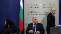 """Ако си тръгна, няма да има """"Тракия"""", заплаши Борисов"""
