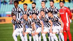 Локомотив (Пловдив) ще се изправи срещу носителя на Купата на Северна Македония в контрола