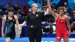 Тайбе Юсеин с квота за Олимпийските игри в Токио!