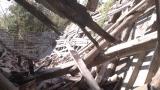 """Срути се част от покрива на манастира """"Възнесение Господне"""" край Триводици"""