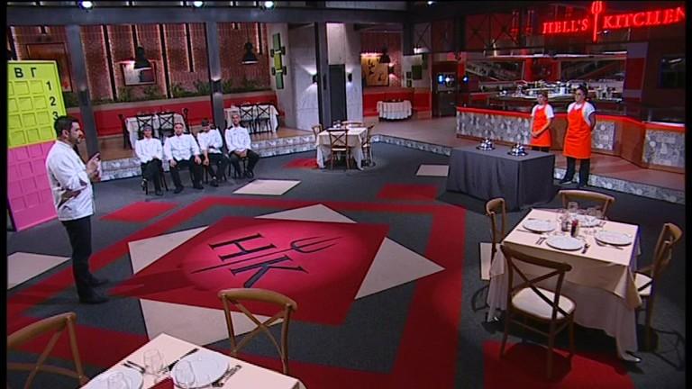 Hell's Kitchen България: ожесточен женски дуел и взискателни ВИП гости