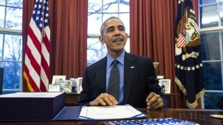 Обама е най-популярният лидер в света