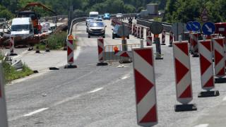 Ремонт ограничава движението по пътя Пловдив-Пампорово