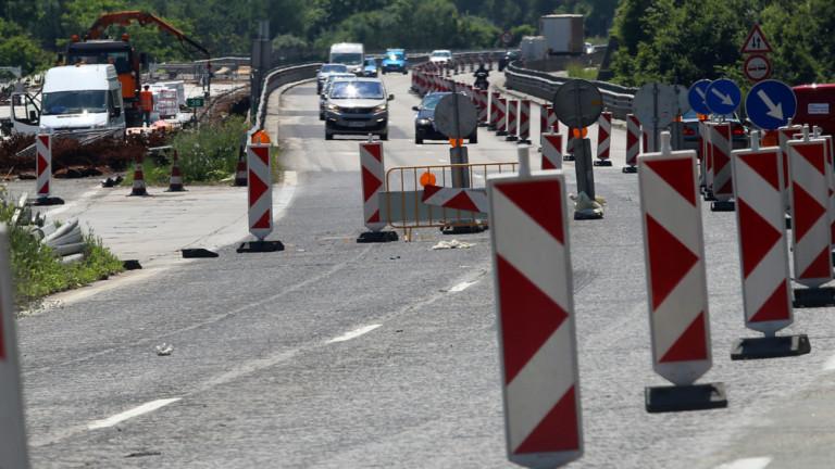 Затварят до неделя участък от Подбалканския път