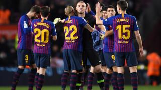 Барселона и Валенсия разменят вратари