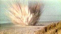 Взривеният кит от Орегон