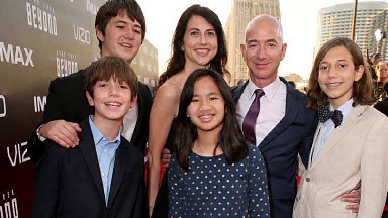 Децата на най-богатите и успешни хора в света учат китайски