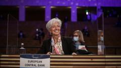 ЕЦБ запазва монетарните стимули въпреки инфлационния натиск