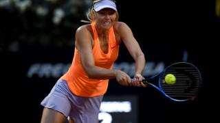 Втори удар за Мария Шарапова, отказа се в Рим!