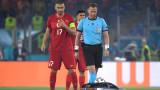 Обявиха съдията за полуфинала между Англия и Дания