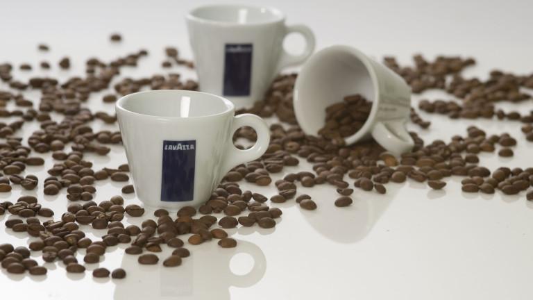 Марката кафе Lavazza отново ще се дистрибутира от