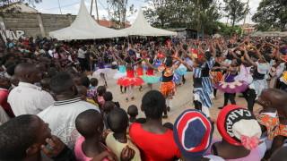 Глобална конференция за бедността организират в най-голямото гето в Африка