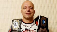 Камен Георгиев: Съперникът ми е истински самурай, така че ще ми бъде много трудно