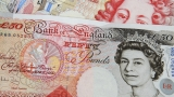 Британската лира расте, еврото спада към долара