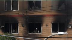 36 са вече жертвите от пожара в японското студио Киото