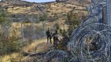 Гърция укрепва границата си с Турция