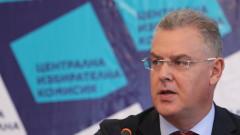 ЦИК не са получавали жалба от Иванчева