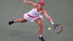 Анжелик Кербер и Петра Квитова се класираха за третия кръг на US Open 2020