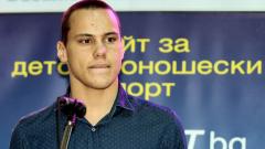Антъни Иванов ще плува във финала на 200 метра бътерфлай