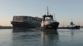 Президентът на Египет обяви край на кризата в Суецкия канал
