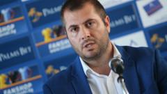 Лъчезар Петров: Първо ще се оправят висящите задължения, Левски е половин България