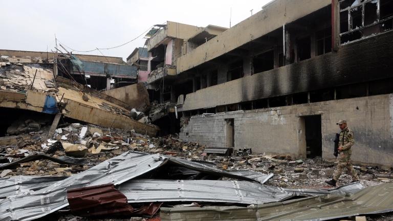 Иракски журналист e загинал, а трима френски репортери са ранени в Мосул