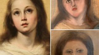 Поредна картина в Испания стана жертва на реставратор-аматьор