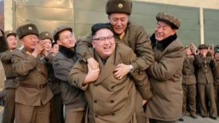 Вождът Ким поздрави Путин за преизбирането му