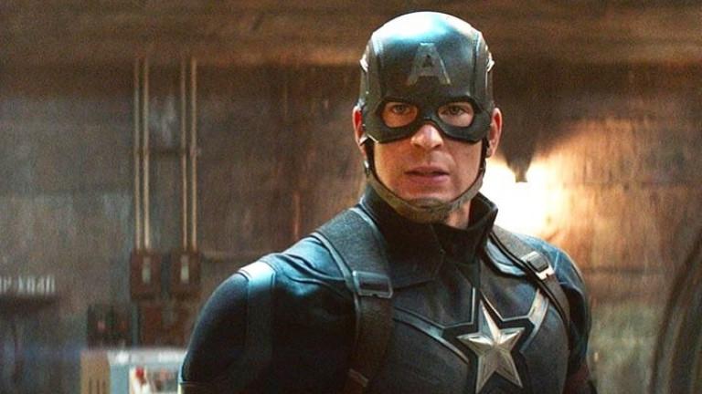 """Как Капитан Америка се пошегува с """"Отмъстителите: Краят"""""""